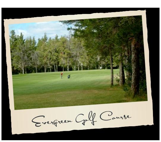 The Golf at Tobin Lake Fishing Vacation Rentals Nipawin Regional Park Saskatchewan Canada