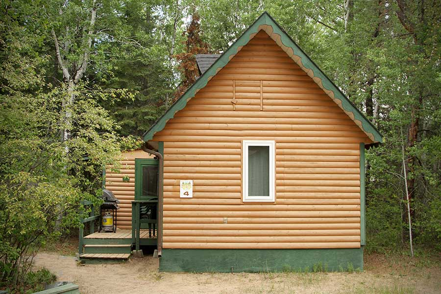 Tobin lake fishing vacation rental saskatchewan sk for Fishing cabin rentals