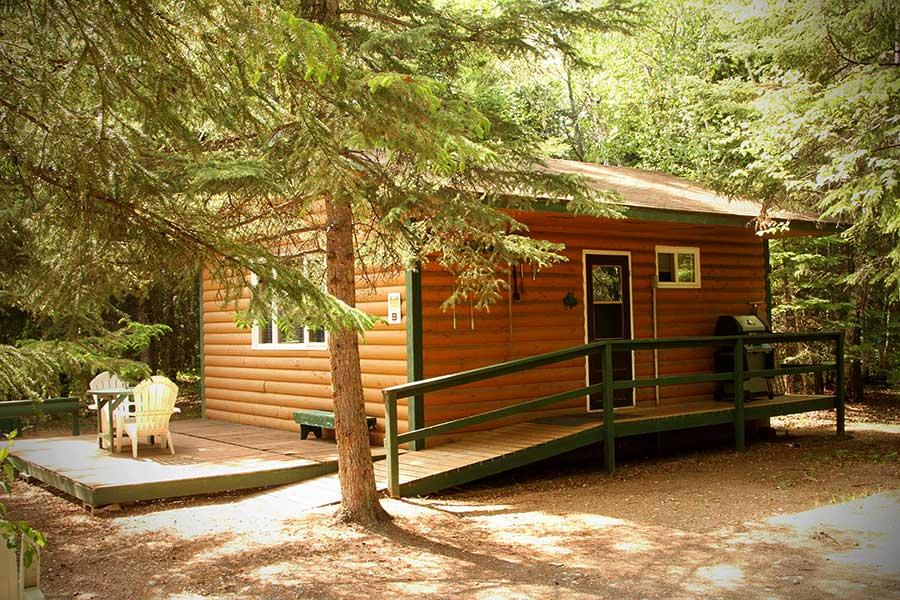 Tobin lake fishing vacation rental saskatchewan sk 2 for Fishing cabin rentals