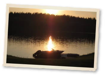 Location, Location, Location Tobin Lake Fishing Vacation Rentals Nipawin Regional Park Saskatchewan Canada